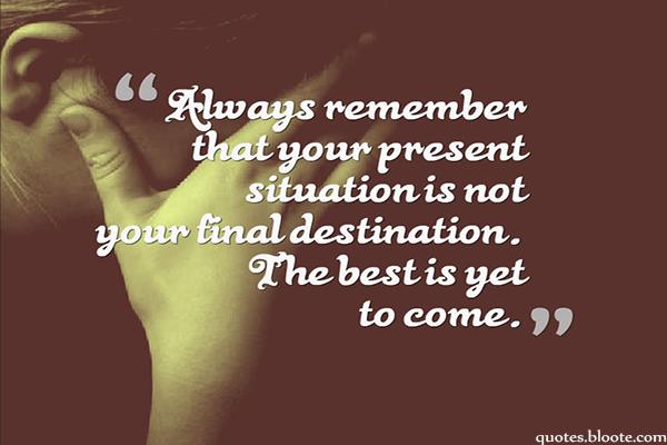 Motivational Quotes On Depression Quotesgram