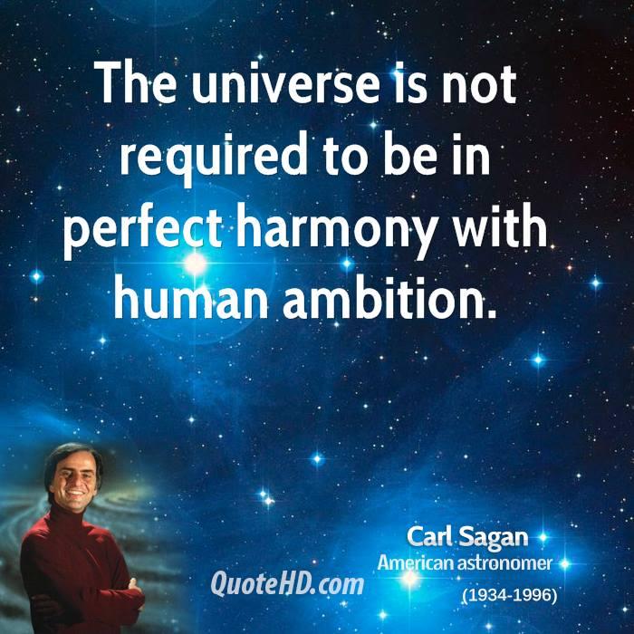 Carl Sagan Love Quote: Carl Sagan Quotes Universe. QuotesGram