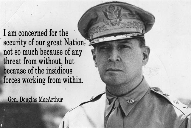 account of the life and career of general douglas macarthur That was general douglas macarthur's fighting creed and colonel jacabo zobel personified it in his life and career he lived a full life, enjoyed the blessings of love, happiness and prosperity and no mortal could have wished for more.