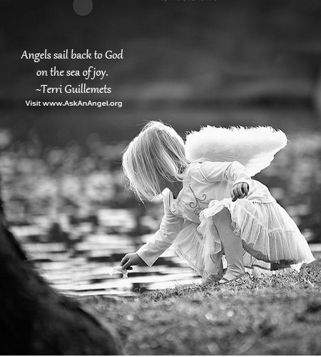 Baby Guardian Angel Quotes: Uplifting Angel Quotes. QuotesGram