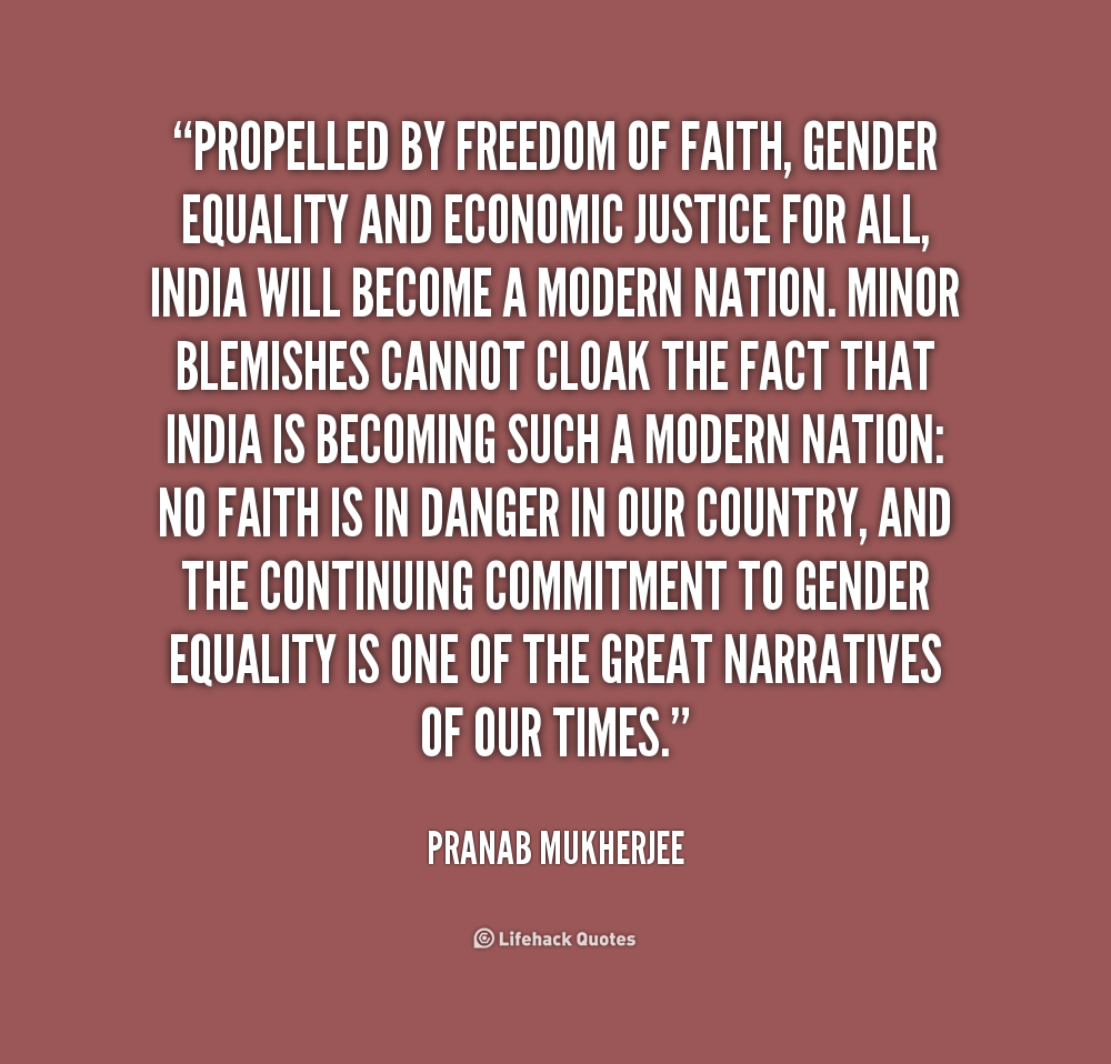 Equality Quotes: Quotes About Gender Equality. QuotesGram