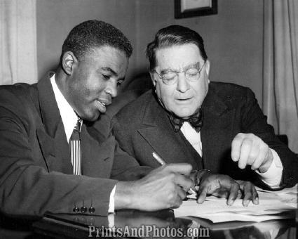 jackie robinson and branch rickey relationship help