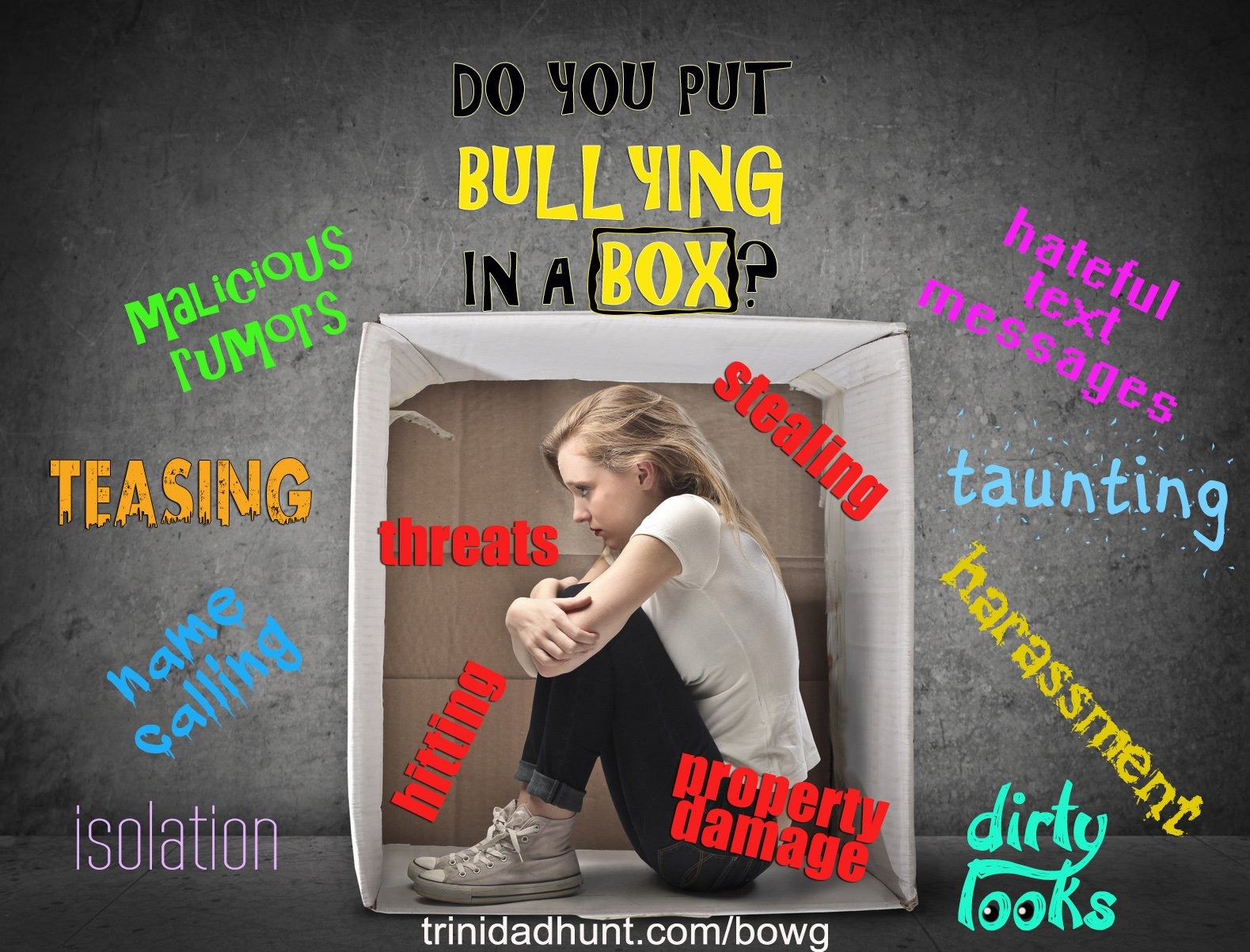 56 Interesting Facts about Bullying | FactRetriever.com