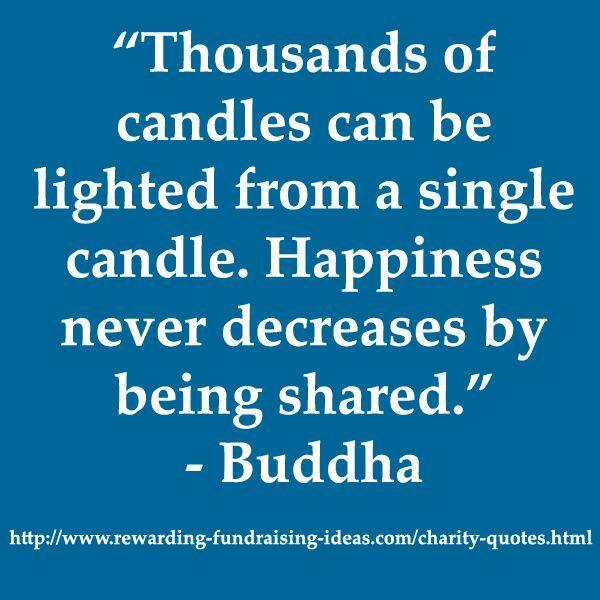 Famous Quotes About Sharing: Famous Quotes About Charity. QuotesGram