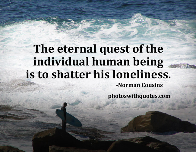 Famous Quotes About Isolation Quotesgram