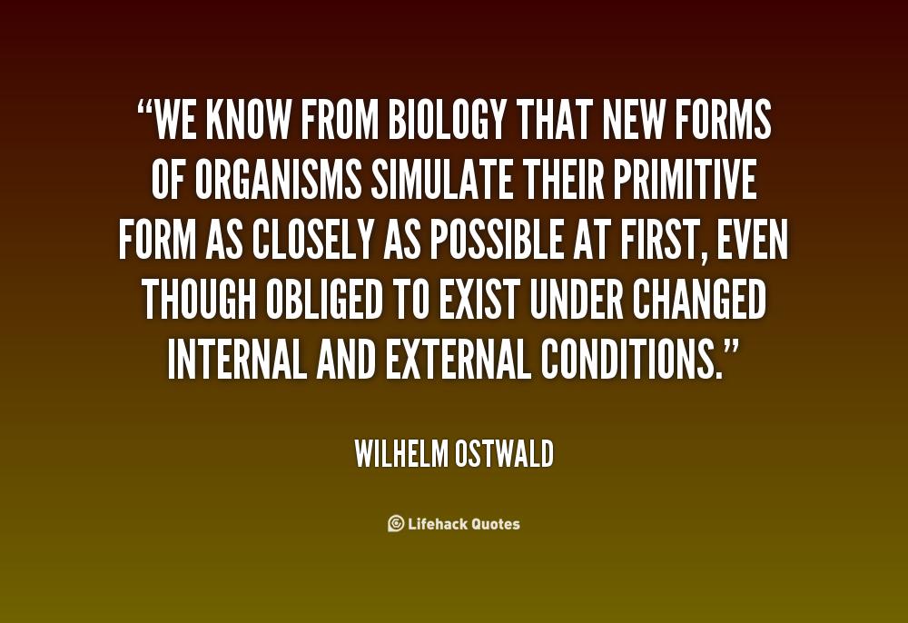 Biology Quotes. QuotesGram