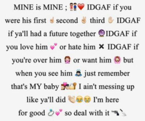 Girl Please Hes Mine Quotes. QuotesGram