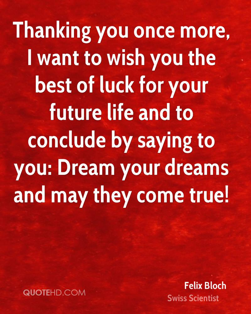 Best Quotes: Wishing You The Best Quotes. QuotesGram