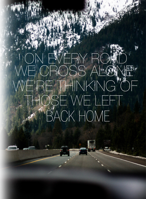 long road home quotes quotesgram