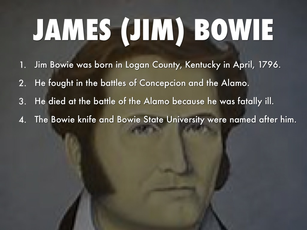 James Bowie Famous Quotes. QuotesGram