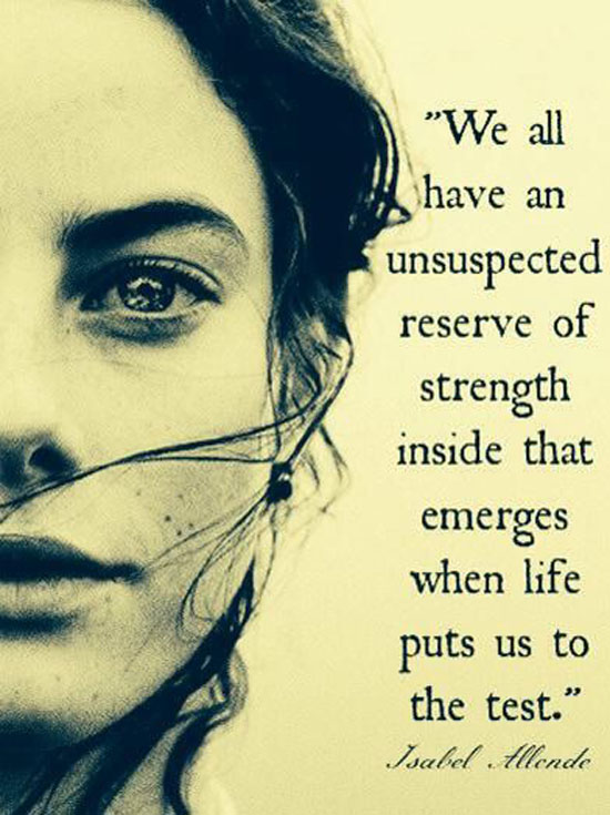 Have Strength Quotes  Quotesgram