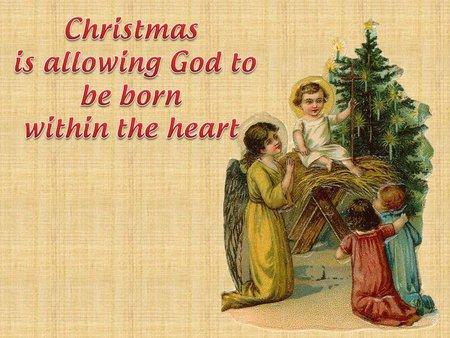God Christmas Quotes. QuotesGram