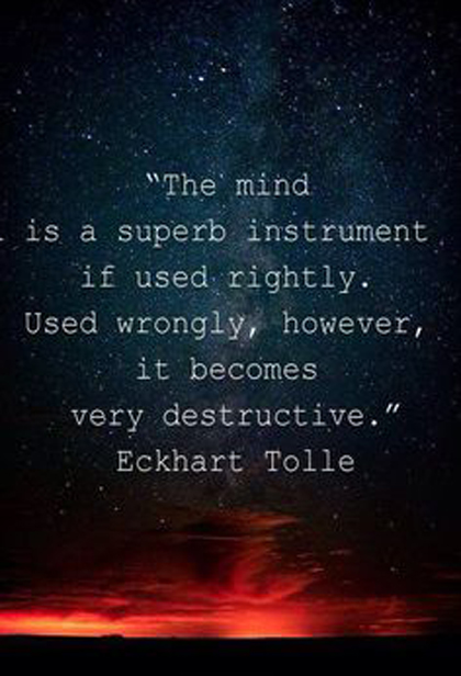Inspirational Quotes About Failure: Eckhart Tolle Quotes. QuotesGram