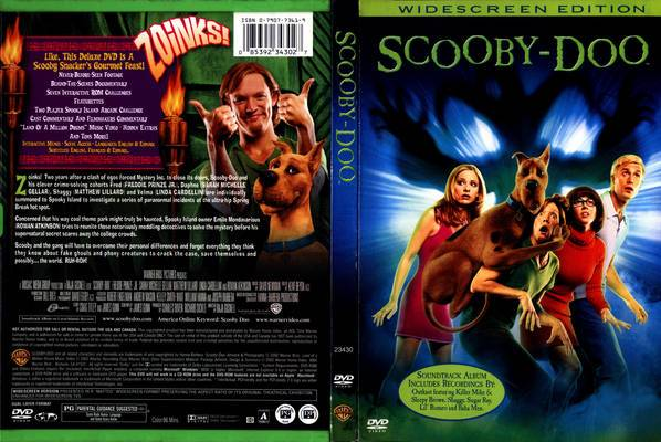 Scooby Doo 2002 Movie Quotes Quotesgram