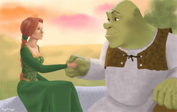 shrek and fiarytales That the fairy tales have been thrown out in shrek symbolizes that they are dead because no one is interested in the morals and consequences.