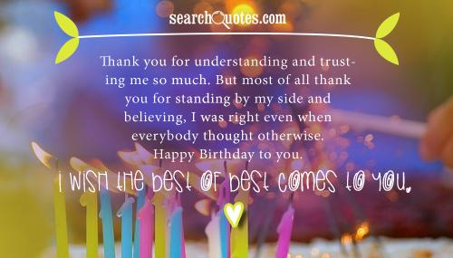 essays and quotations on birthdays Well, writing birthday greetings is one of the best (and back to the top of this page about write great birthday messages using these quotes, sayings and.