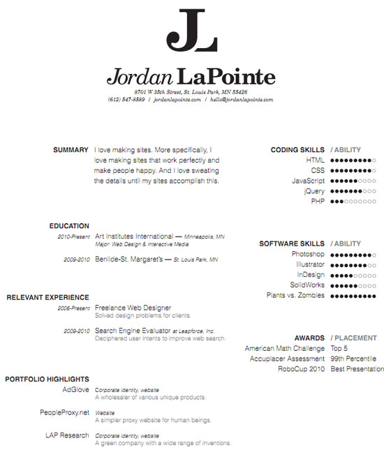 famous quotes for resumes  quotesgram