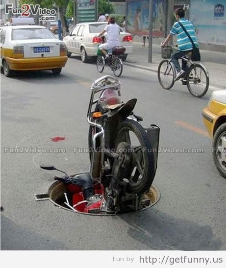 Bicycle Wreck Funny Quotes. QuotesGram