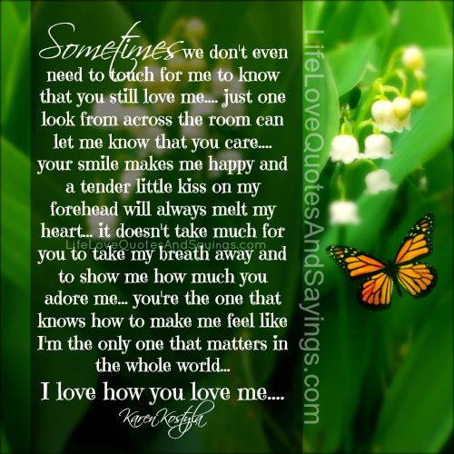 I Love You Quotes: Do You Still Love Me Quotes. QuotesGram