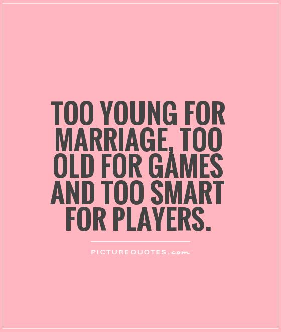 Quotes About Young Marriage: Girl Power Quotes And Sayings. QuotesGram