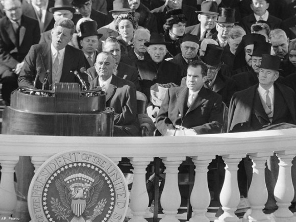inaugural address of john f. kennedy essay