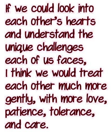 Love Each Other When Two Souls: Treat Each Other Right Quotes. QuotesGram