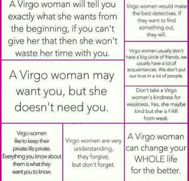 Quotes About Virgo Woman. QuotesGram