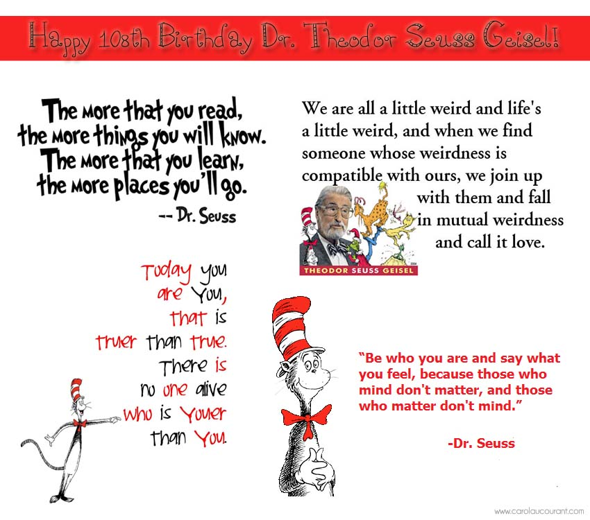 Dr Seuss Quotes On Kindness. QuotesGram
