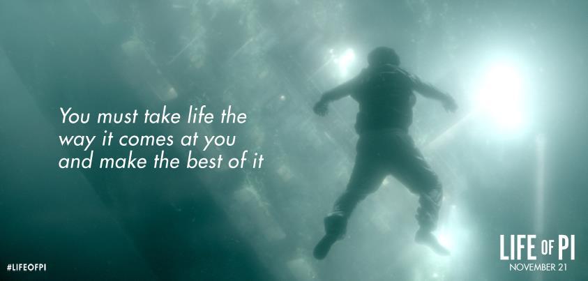 Life Of Pi Survival Quotes. QuotesGram
