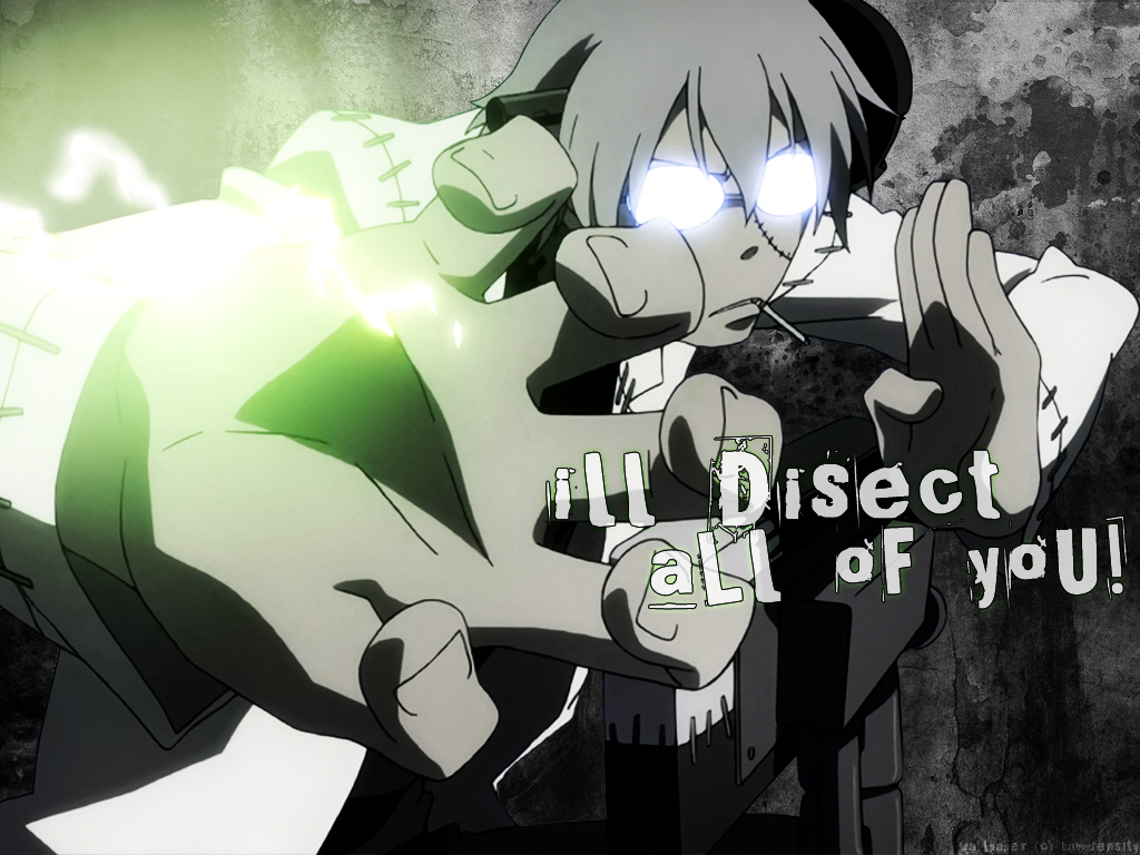 Soul Eater Dr Stein Quotes Quotesgram