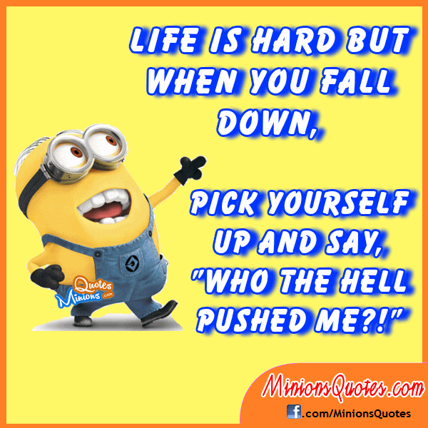 Life Is Hard Quotes: Life Is Hard Funny Quotes. QuotesGram