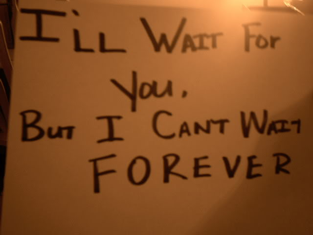 Waiting For Forever Quotes: I Cant Wait To Spend Forever With You Quotes. QuotesGram