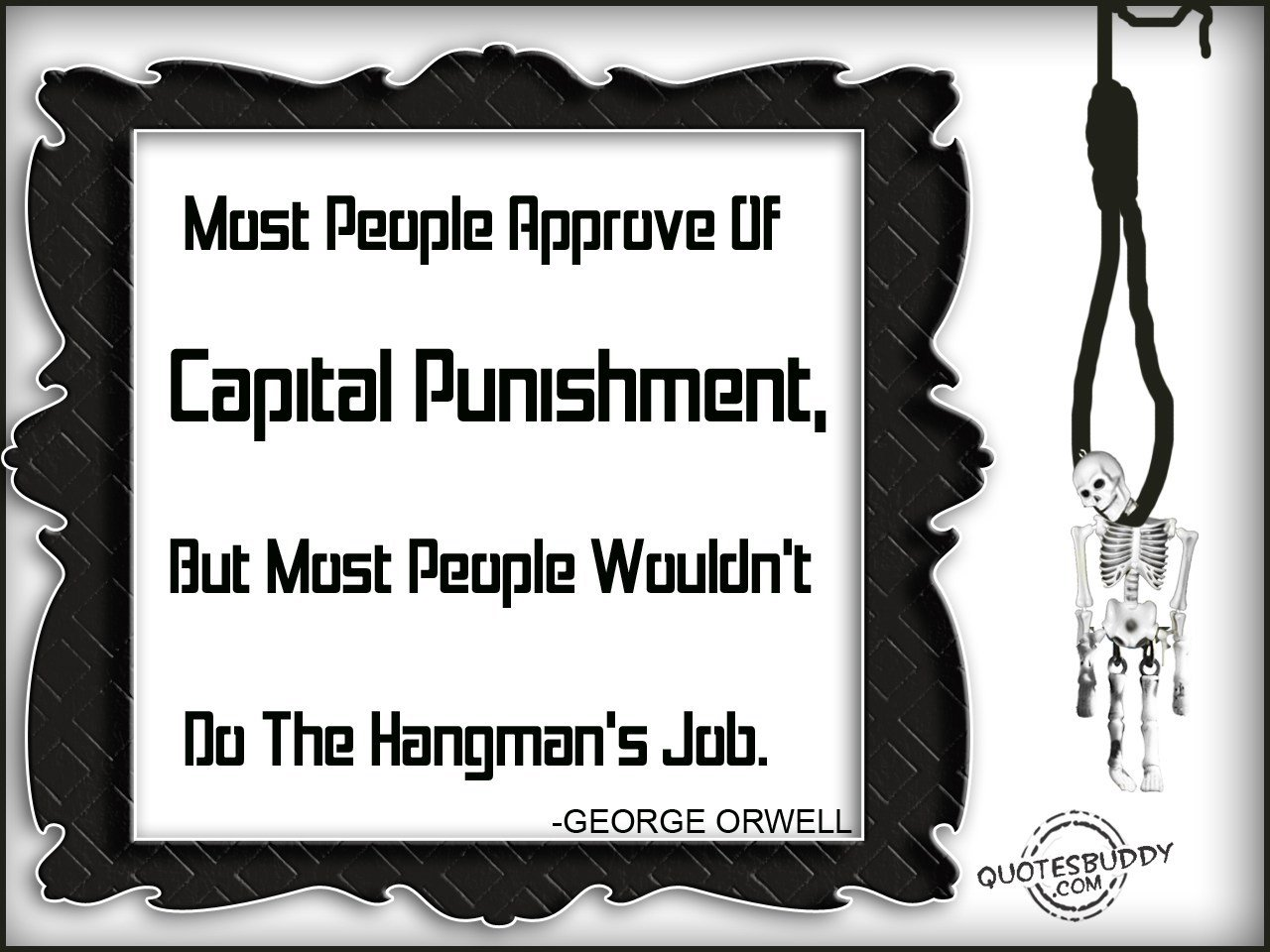 for Capital against punishment and