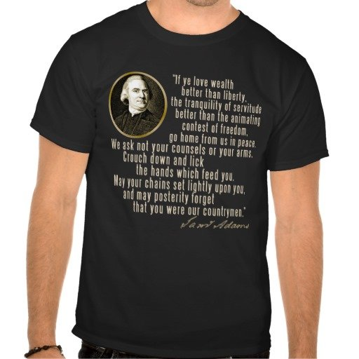 Samuel Adams Quotes: Samuel Adams Quotes On Tyranny. QuotesGram