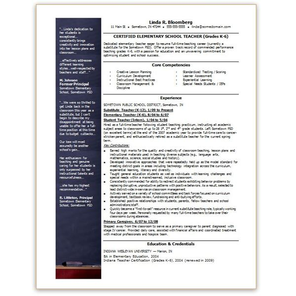 Best resume writing services for educators quotes