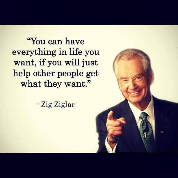 Quotes Zig Ziglar On Selling Quotesgram