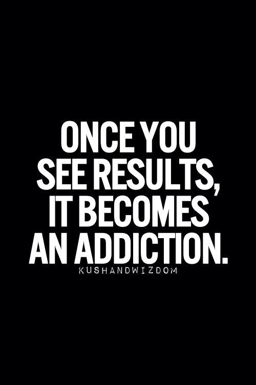Addicted To Fitness Quotes Quotesgram