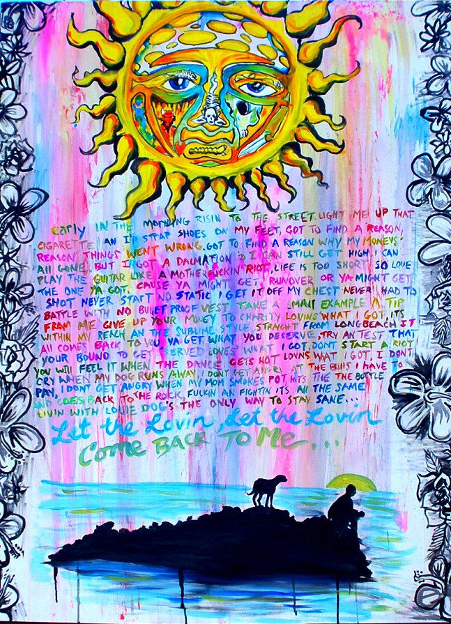 Sublime Jpg Sayings: Sublime Lyric Quotes. QuotesGram
