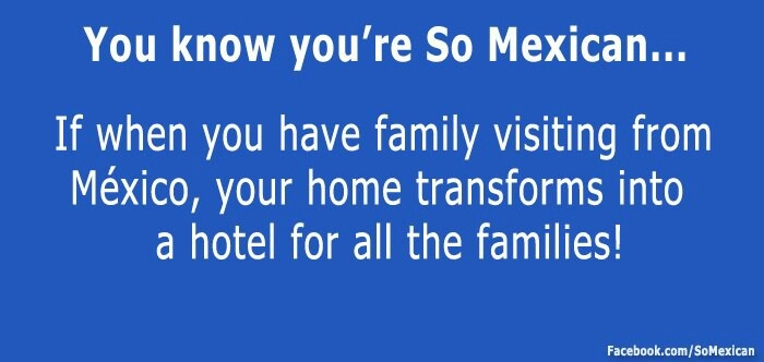 Funny Quotes About Family Issues: You Know Your Mexican If Quotes. QuotesGram