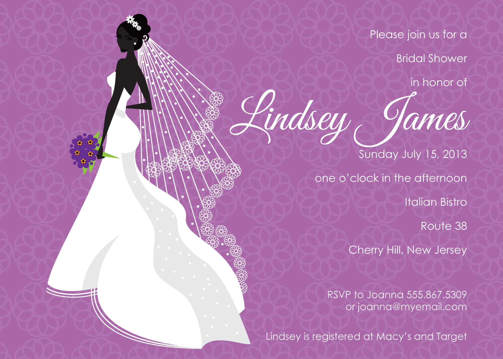 Wedding Shower Invitation Sayings: Quotes For Bridal Shower Invitations. QuotesGram