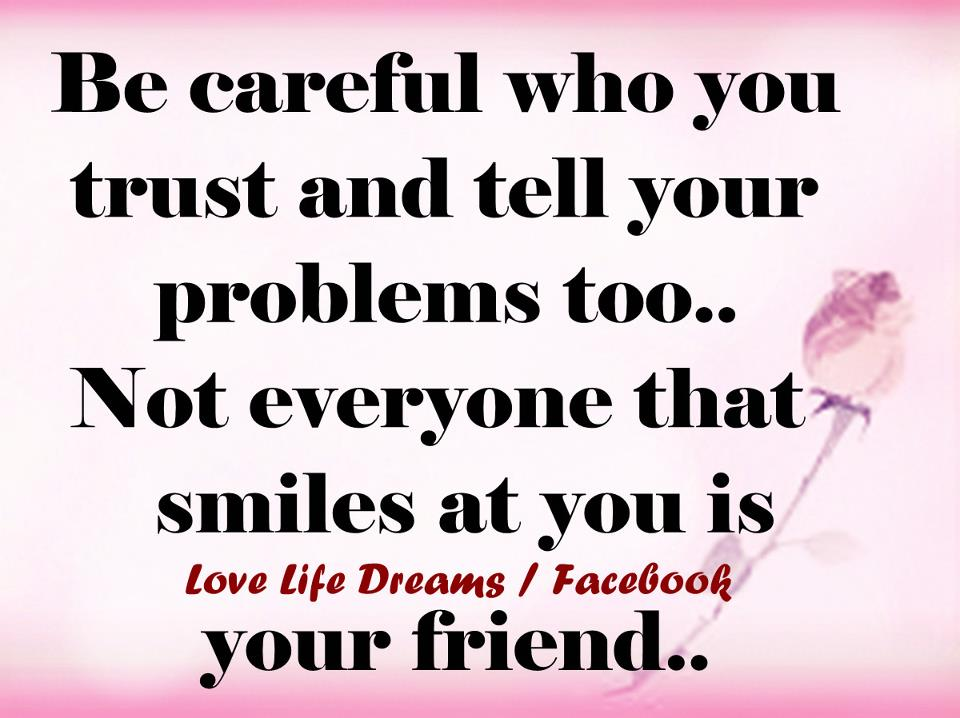 Be Careful Who You Cal...