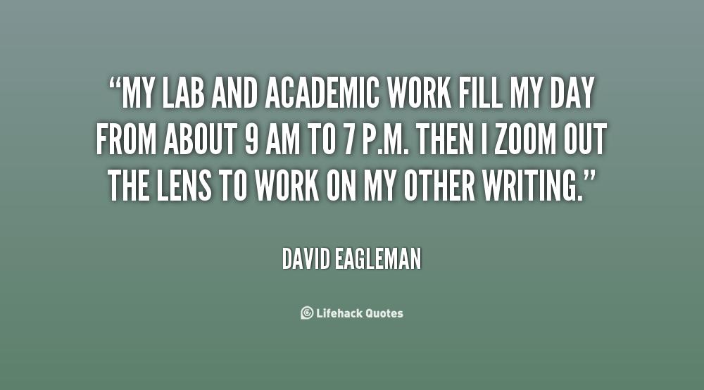 Quotes About Academics  Quotesgram