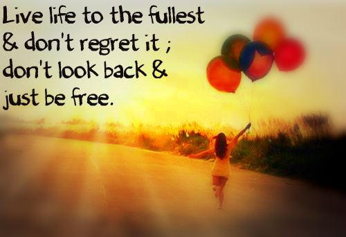 Quotes Live Life To Th...