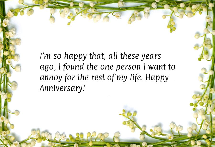 Funny one year anniversary quotes Funny Anniversary