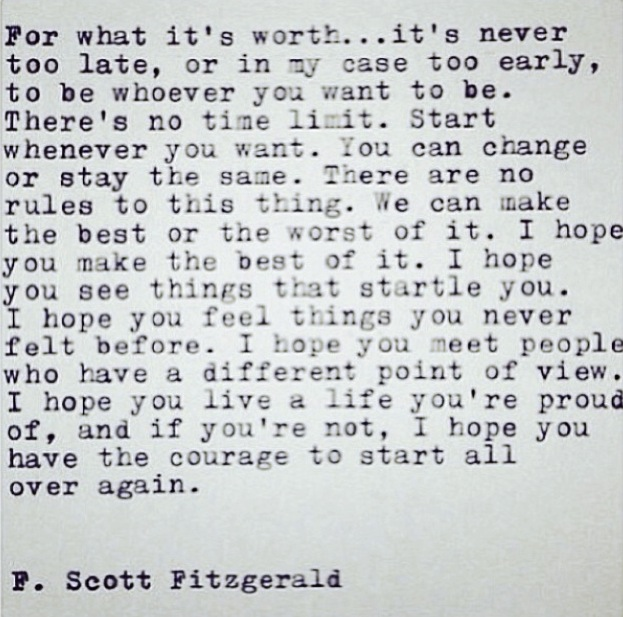 F Scott Fitzgerald Boo...F Scott Fitzgerald Quotes For What Its Worth