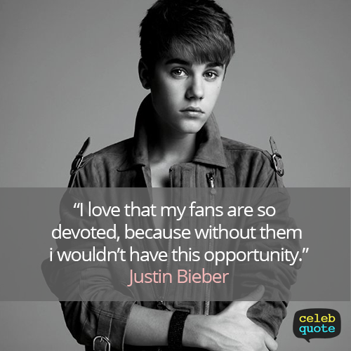 Love Quotes About Life: Inspirational Quotes From Justin Bieber. QuotesGram