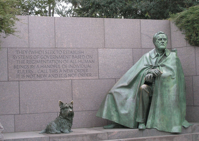 Franklin D. Roosevelt Memorial, Washington Pictures of the fdr memorial