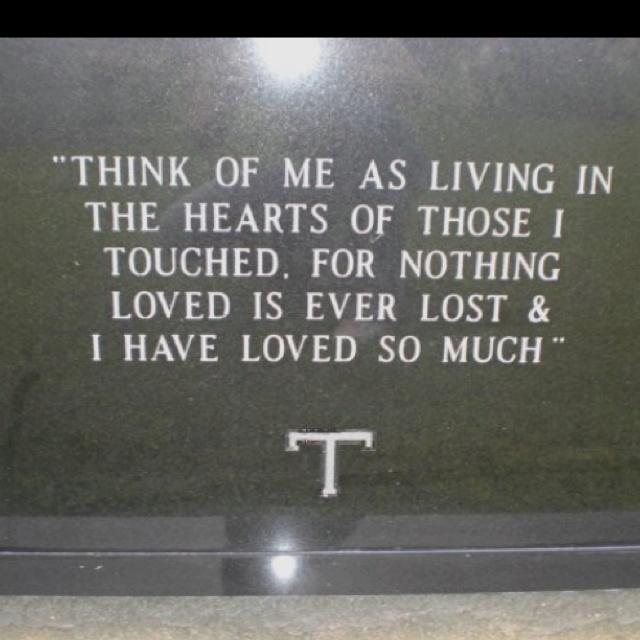 Memorial Quotes For Parents Quotesgram: Headstone For Son Quotes. QuotesGram