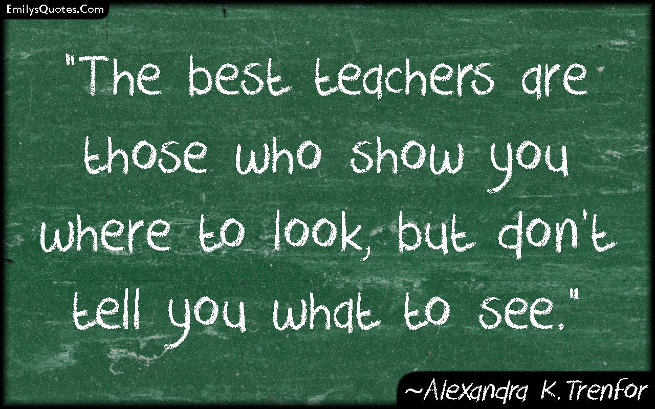 Science Teacher Quotes Quotesgram