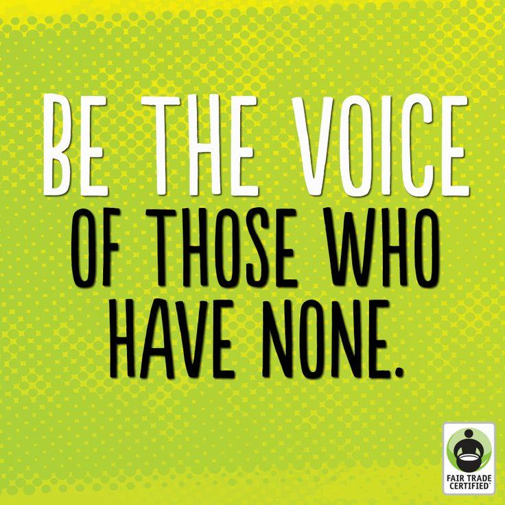 Positive Work Environment Quotes: Fair Trade Quotes. QuotesGram